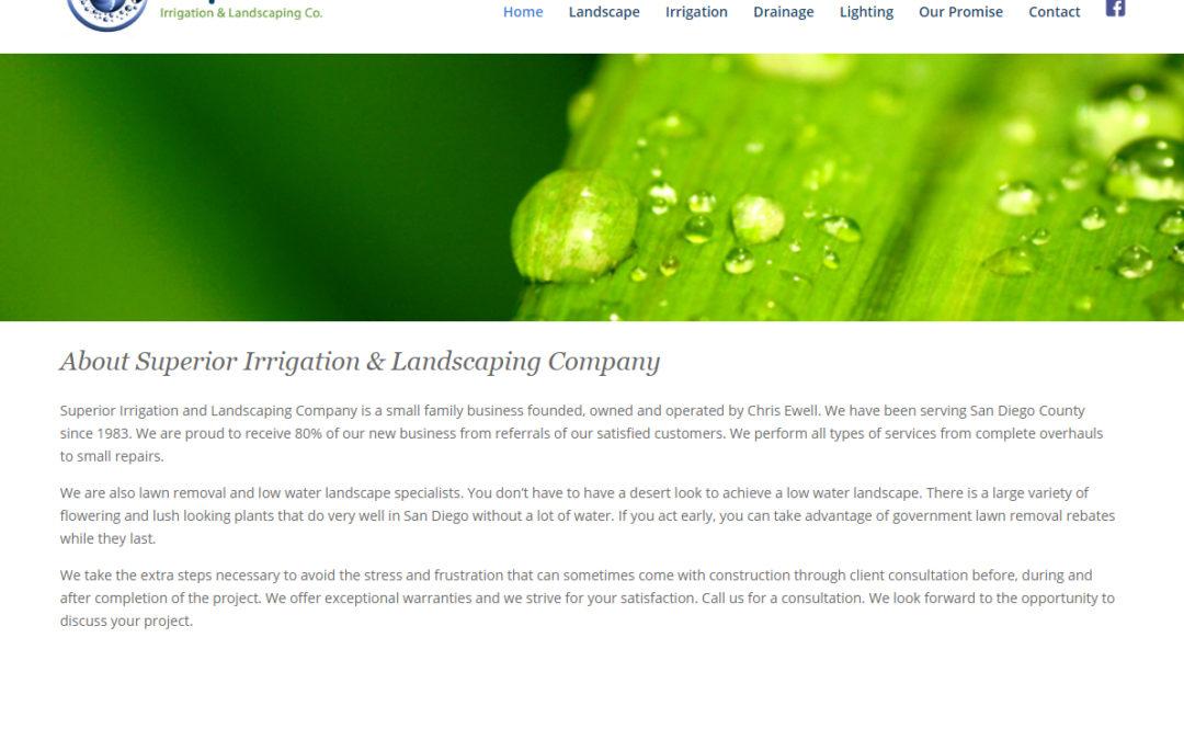 Superior Irrigation