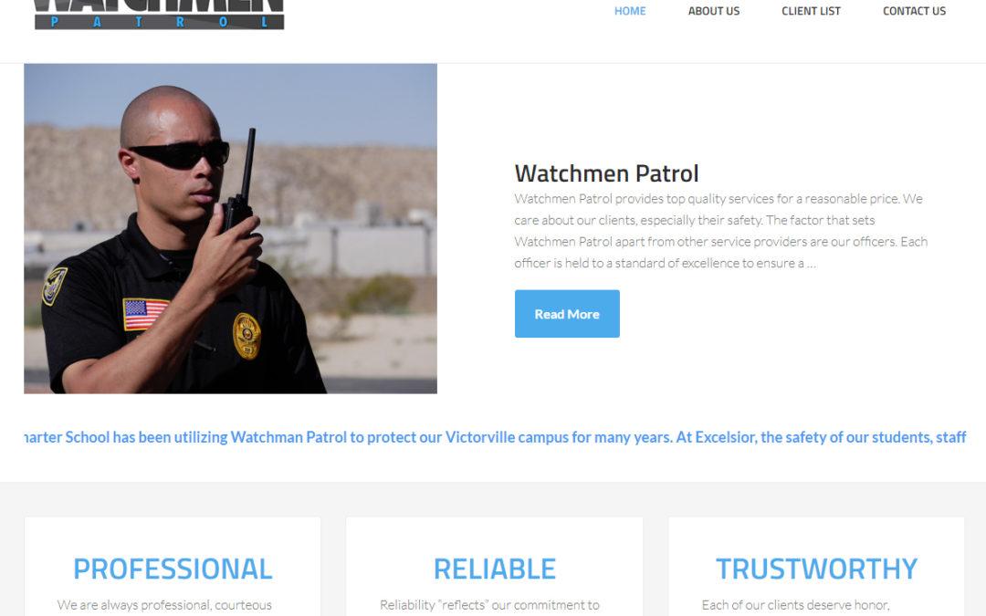 Watchmen Patrol